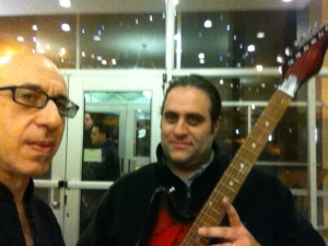 pickup from Elliott Sharp, January 2011 (downtown NYC)